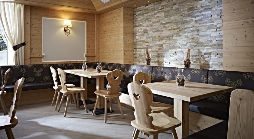 Alpenresort Belvedere - Sala colazione