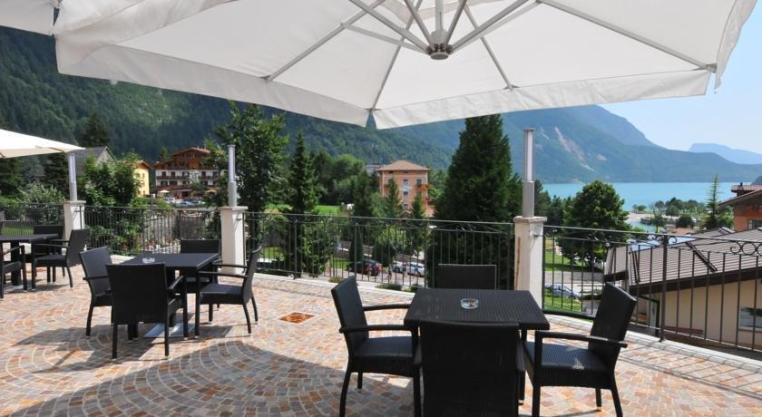 Alpenresort Belvedere - Terrazza