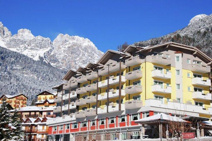 Alpenresort Belvedere - La struttura
