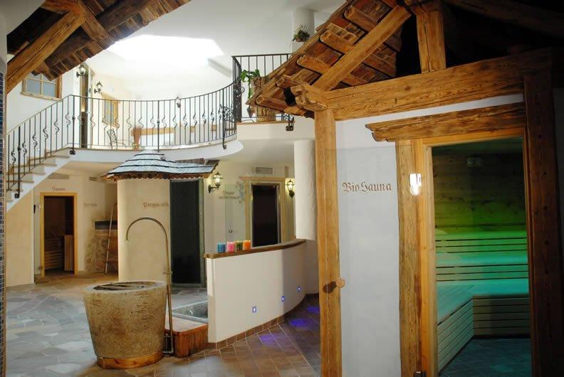 Alpenresort Belvedere - Sauna